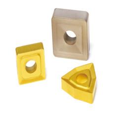 Сменные твердосплавные пластины, токарные по ГОСТ